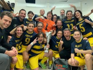 Coppa Emilia Romagna Fusal femminile: Finalmente Cà Rossa Bagnolo. Buona la terza