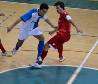 Ravenna vs Start Five 72
