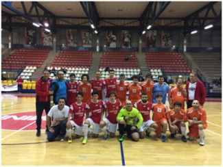 Calcio a 5 Rimini.com vs Eagles Sassuolo 6-0