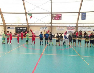 Il Civitanova Dream Futsal non riesce a fermare la Virtus Romagna