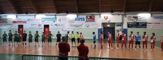 Calcio a 5 Corinaldo vs Calcio a Cinque Rimini.com 4-3