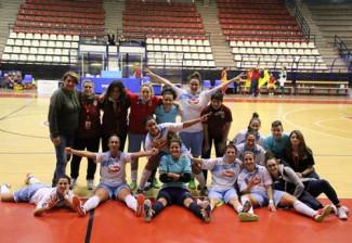 La Virtus Romagna vince alla grande con Chiaravalle