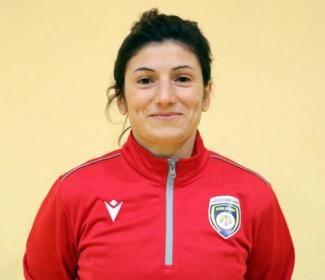 Intervista al capitano della Virtus Romagna Martina Mencaccini