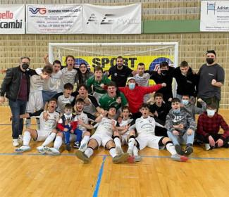 Futsal Cesena vs Olimpia Regium 11-2