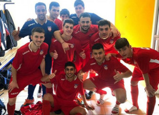 L'Under 19 OR Reggio Emilia  in caccia di un sogno