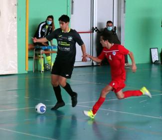 Futsal Sassuolo – San Marino Academy: 5-1