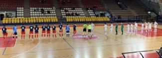 Calcio a Cinque Rimini vs Italservice Pesaro 3-4