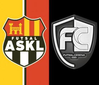 Prepartita Futsal Cesena vs Futsal ASKL