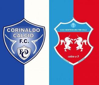 Montesicuro Tre Colli – corinaldo C5 4-2 (2-0 pt)