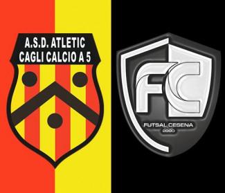 Futsal Cesena vs Atlhetic Cagli Calcio a 5, il prepartita