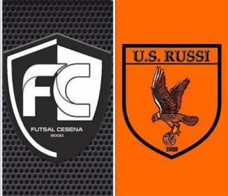 Prepartita Russi-Futsal Cesena