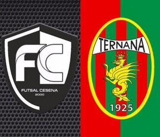 Futsal Cesena-Futsal Ternana 5-0