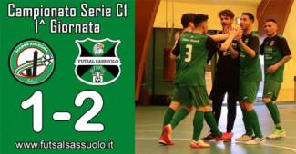Mader Bologna – Futsal Sassuolo: 1-2