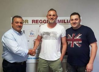 Inervista a Mister Cristian Margini dell'OR Reggio Emilia