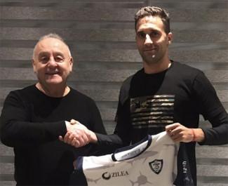 Arriva al Futsal Cobà, Martin Persec