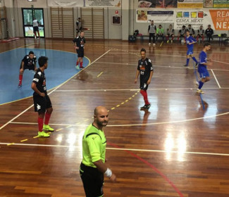 X Martiri vs Mernap Faenza 2-2