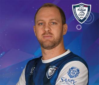 Michel Sviercoski  lascia il Futsal Cobà