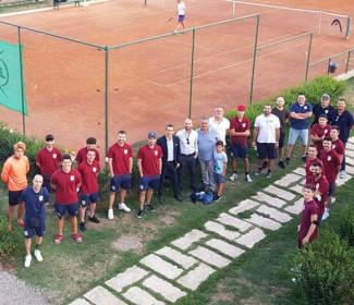Primo test precampionato per l'OR Reggio Emilia a Bazzano