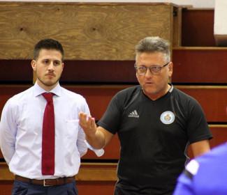 Nazionali sammarinesi Futsal: le agende di Osimani e Selva