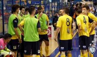 Buldog Lucrezia vs Risparmiocasa Manfredonia 0-6 (0-2 p.t.)