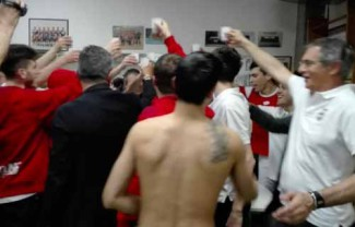 Calcio a 5 Rimini vs  Cavezzo 6-4