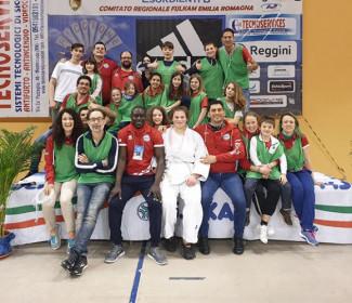 I giovani judoka pronti ad invadere Riccione