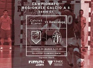 Il Rimini.com e la corsa salvezza: il prossimo ostacolo è il Baraccaluga