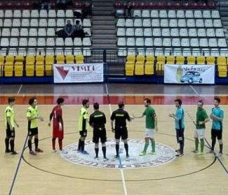 Rimini vs Forlì no Stop 1-1