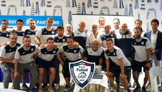 Il Futsal Cobà ha presentato tutte le sue formazioni ai tifosi