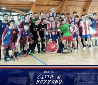 Futsal: Prima edizione Trofeo Città di Bazzano