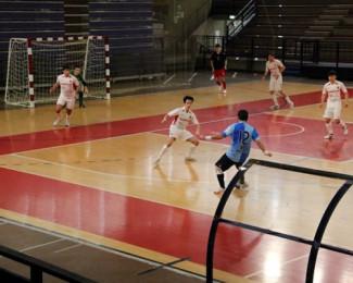 Calcio a 5 Rimini.com vs CUS Ancona 1-3