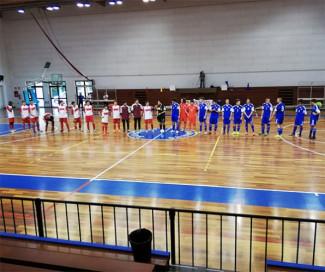 Nazionale sammarinese Futsal:  in campo, a fine mese in Bulgaria per l'Europeo