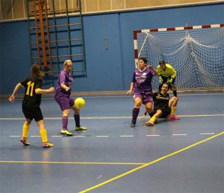 Iniziato il campionato di calcio a cinque femminile amatoriale