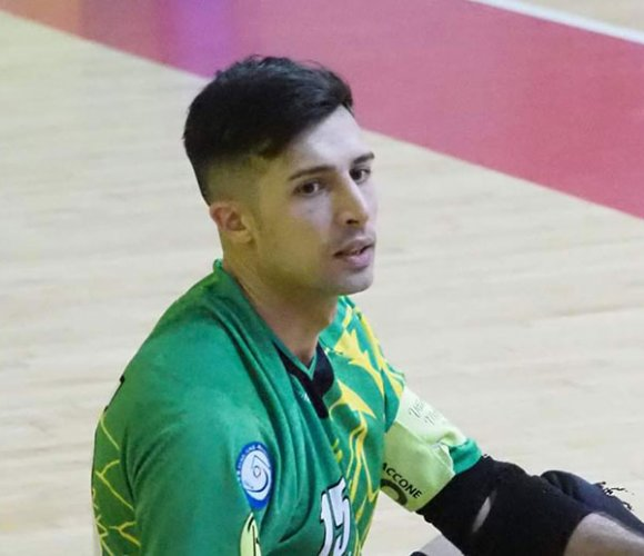 """Bagnolo Calcio a 5: Capitan Zaccone predica calma: Salvezza tutta da conquistare"""""""