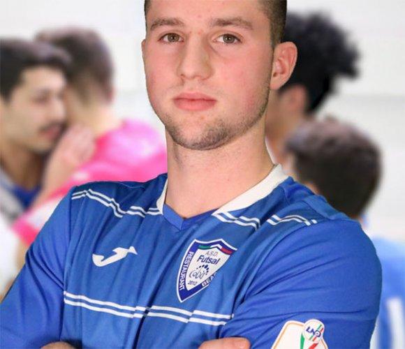 Intervista al Gladiatore Emanuele Zacheo (Futsal Cobà)