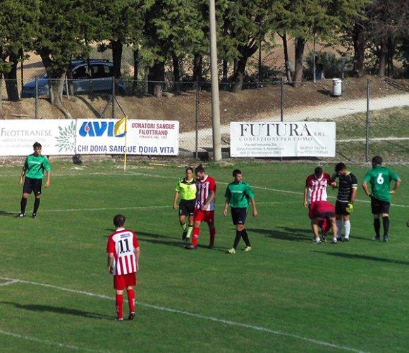 Valfoglia vs Filottranese 2-0