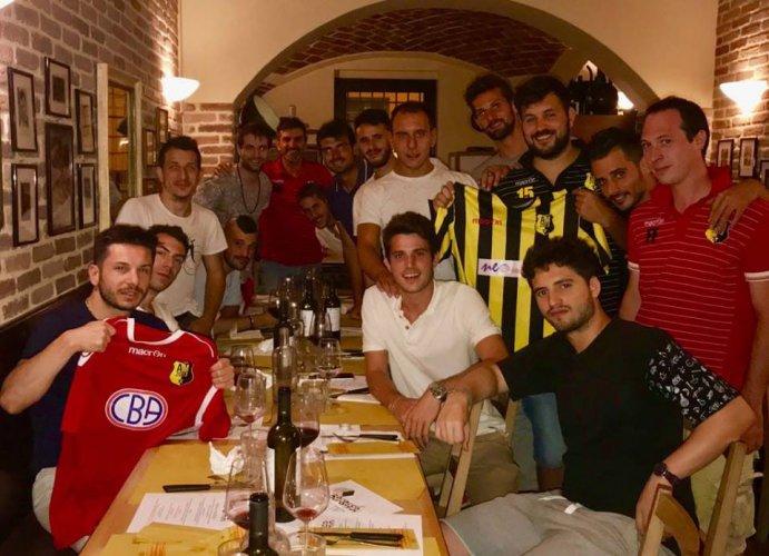 La famiglia dell'Atletico Mazzini si riunisce per la prossima stagione