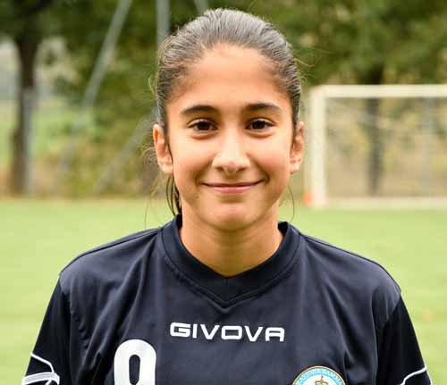 Chiara Beccari convocata con la nazionale italiana under 16