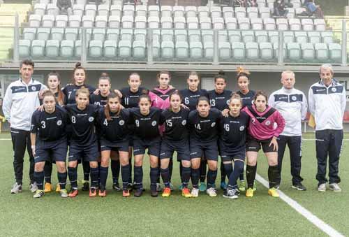 Fed. Sammarinese – Bologna F.C. Sq. B 0 – 3