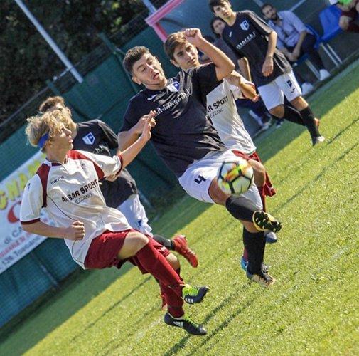 Brisighella vs Valsanterno 3-3