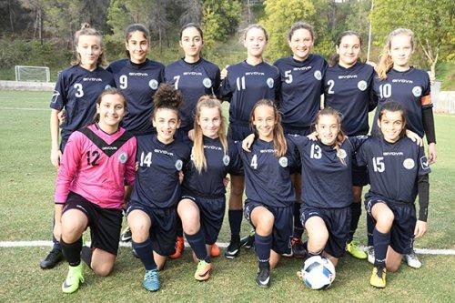 L'Academy San Marino chiude in vetta il campionato Giovanissime e si prepara alle fasi finali