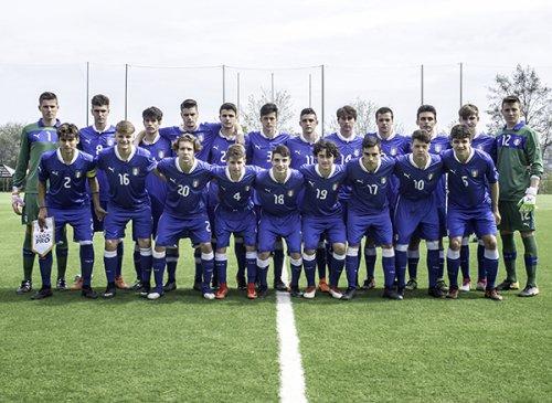 La Rappresentativa Under 17 Lega Pro al Torneo Internazionale Lazio Cup