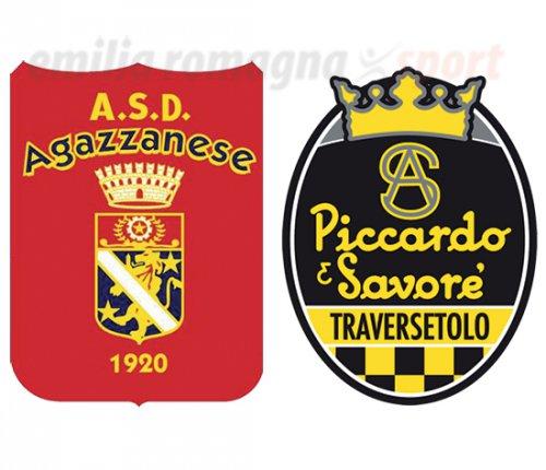 Piccardo Traversetolo - Agazzanese 0-2