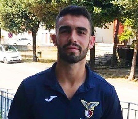 Alberto Acquadro si presenta all'Alma Juventus Fano