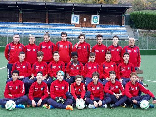 Gli allievi di Uni.Ca.2010 di Alto Reno Terme si sono classificati per le finali del campionato interprovinciale allievi.