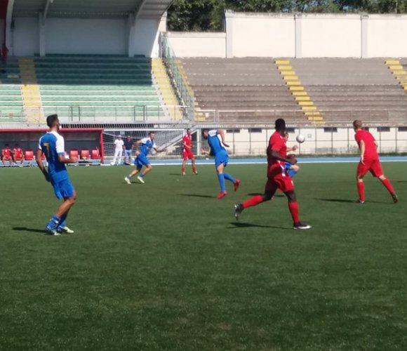 Buonaventura decide l'allenamento congiunto tra Rimini ed Atletico Alma