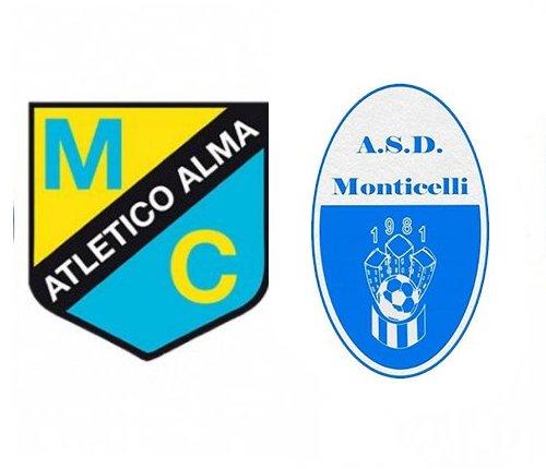 Atletico Alma vs Monticelli 1-1