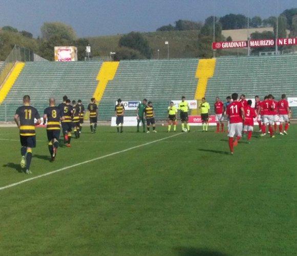 Coppa - Anconitana vs Villa Musone 6-0