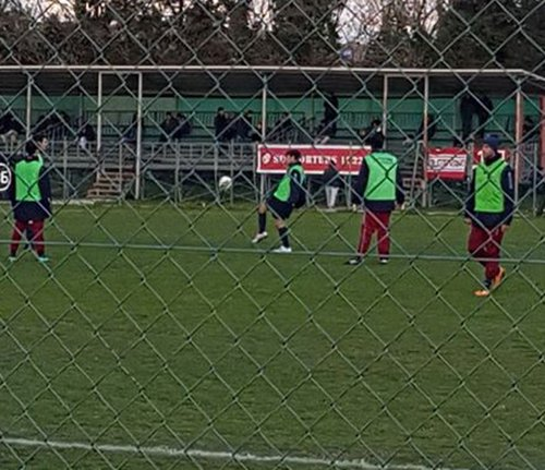 Mondolfo vs Filotranese 1-0