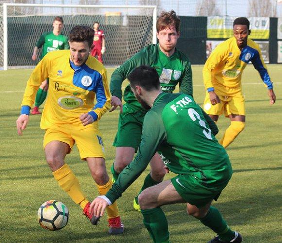 Cerredolese vs Spilamberto 2-1